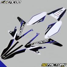 HM CRE Deco Kit und CRM (2006 zu 2017) Gencod blau