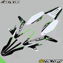 HM CRE Deco Kit und CRM (2006 zu 2017) Gencod grün