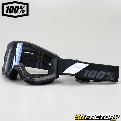 Masque cross 100% noir