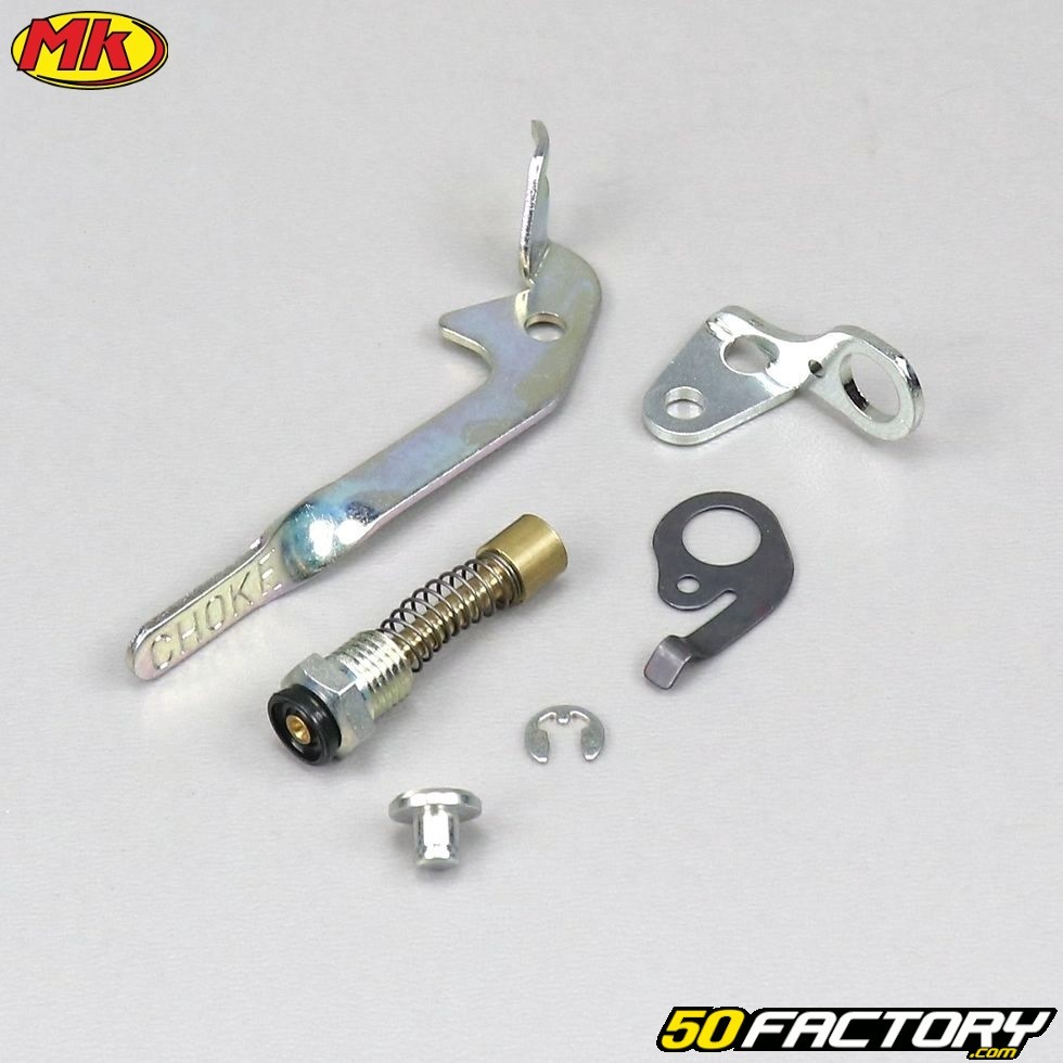 Exhaust Stud and Nut Set M6 32mm Length