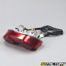 Keeway Speed 125 luce rossa (da 2007 a 2009)