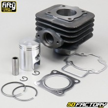 Cylindre piston Piaggio air Zip, Typhoon, Stalker... 50 2T Fifty