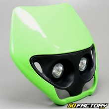Green Killer headlight fairing