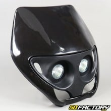 Black Killer headlight fairing