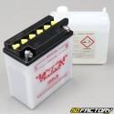 Batterie YB5L-B 12V 5Ah Mbk Ovetto, Xlimit, Yamaha Neo's, DT50