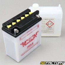 Battery YB5L-B 12V 5Ah Mbk Ovetto, Xlimit, Yamaha Neo's, DT50