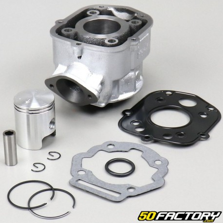 Cylindre piston Derbi Euro 3, Euro 4 gris adaptable