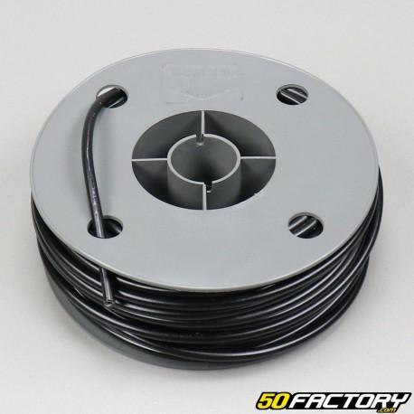 Gaskabelmantel startäh, Kompressor und schwarze Bremse 5mm (25-Meter)