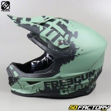 Helmet cross Freegun XP4 Fog khaki