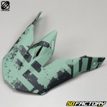 Visera de casco cross Freegun XP4 Fog caqui