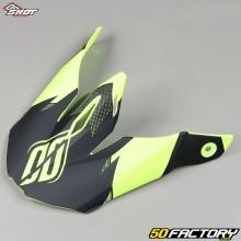 Shot Furious Ultimate Helmet Visor neon Yellow