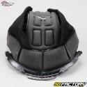 Helm innen cross Shot Furious Schwarzweißgröße XS
