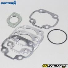 Sellos motor aluminio alto Minarelli horizontal aire Mbk Ovetto,  Yamaha Neo's ... 50 2T Parmakit