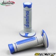 Puños Domino A260 cross gris y azul