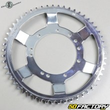 54 Teeth Crown Gray Ø 94mm 11T MBK 51, Motobecane AV88 ... (spoke rim)