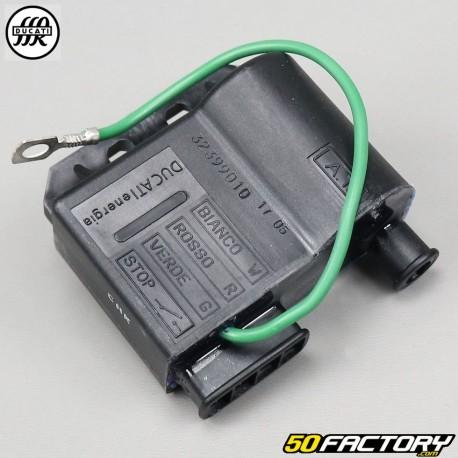 Boitier CDI bobine 50 à boite et cyclo Ducati Energia 32399010
