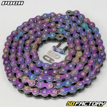 Chain 420 reinforced 136 links Voca titanium