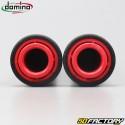 Maniglie QUAD Domino A180 nero e rosso