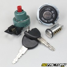 Set of locks Piaggio Zip since 2000