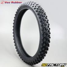 Pneu avant 90/90-21 Vee Rubber VRM211 enduro homologué FIM 54R TT
