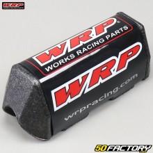 Espuma de manillar (sin barra) WRP negro y rojo