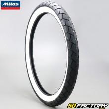 Neumático 2 1 / 4-17 Mitas MC 11 Whitewinds ciclomotor