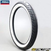 2 1 / 2-16 Reifen Mitas MC 2 Whitewinds Moped