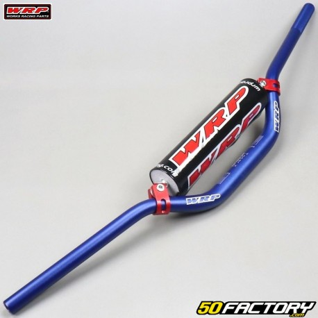 Manillar cross WRP Taper-X MX-GP Replica Ø28mm (con barra) azul