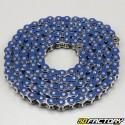 420 stringa di colore blu x140