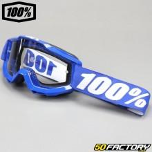 Masque 100% Accuri OTG Reflex bleu écran clair