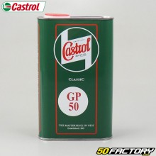 Engine oil 4T  Vintage Castrol Classic GP 50 (for motorcycles before 1970) 1L