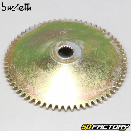 Joue fixe de variateur Piaggio Zip, Typhoon, Stalker... Buzzetti