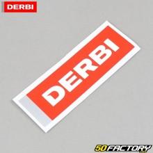 Autocollant origine de garde boue avant Derbi Senda Racing et Limited (depuis 2018)