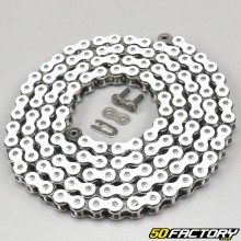 420 134 White Chain Link a catena