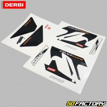 Kit de decoración original Derbi Senda DRD Racing (2004 a 2010) limited edición