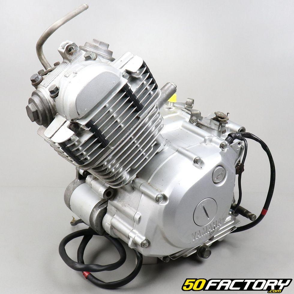 Moteur Complet Yamaha Ybr A Carburateur Pieces 125cc