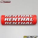 Protector de manillar en espuma Renthal rojo