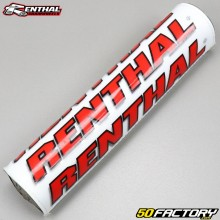 Handlebar foam Renthal white and red 25 cm