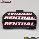 Handlebar foam without bar Renthal Trial black and red