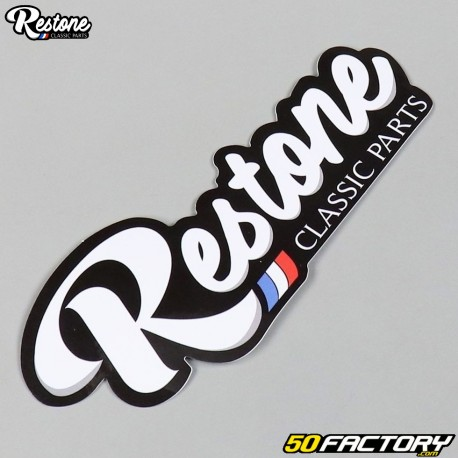 Sticker Restone 120x50mm