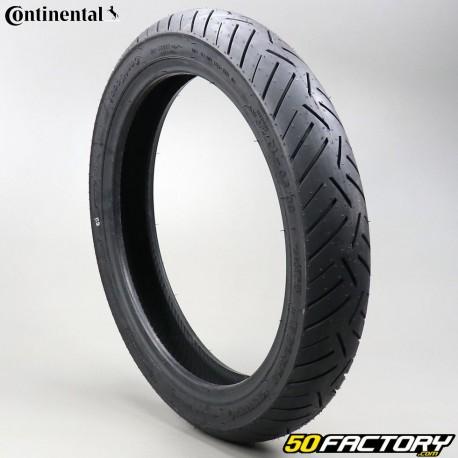 Front tire 80 / 90-14 M / C 46P TL Continental ContiScoot