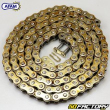 Chain 428 Afam reinforced 134 gold links