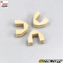 Variator guide sliders for 137QMB motor 50cc 4T