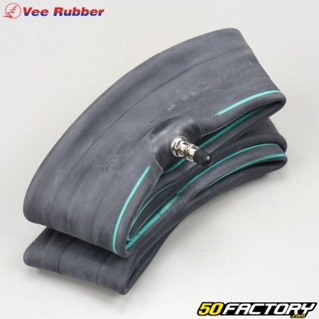 Chambre à air renforcée 80/100 - 14 pouces Vee Rubber valve Schrader