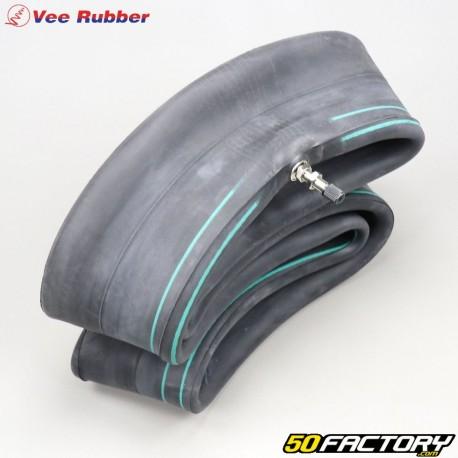 Chambre à air super renforcée 110/100 - 18 pouces Vee Rubber valve Schrader