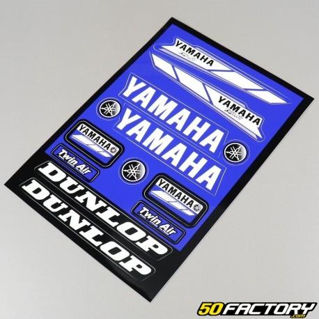 Yamaha MX 23x33cm set of stickers