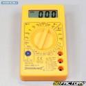 Multimètre numérique Silverline