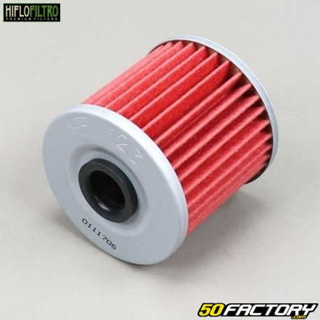Filtre à huile HF123 HifloFiltro Kawasaki Klf250, Kl600…