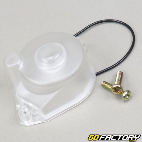 Depósito carburador PHBN, blanco transparente PHVA