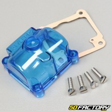 Serbatoio carburatore blu trasparente PHBG